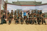 学院弟子参演 《杨家将》